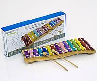 Игрушка из дерева Ксилофон музыкальная