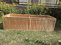 Лоток из лозы  170х50, фото 1