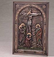 """Икона """"Распятие Иисуса"""" 15х23 см"""