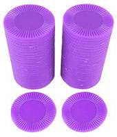 Диски, каунтеры, покерные фишки 22мм (50 шт) (фиолетовый) (Discs, counters, tokens, chips (50 pcs))