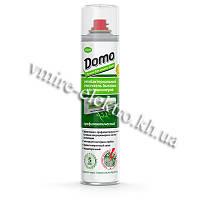 Антибактериальный очиститель бытовых кондиционеров профилактический Domo 320 мл