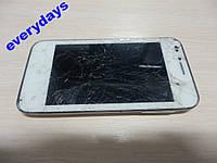 Мобильный телефон Fly IQ442 вайт