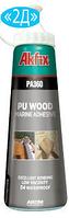 Клей для дерева Akfix PA360 водостойкий полиуретановый