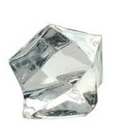Кристаллы-каунтеры, 10 штук (прозрачный)  (Acrylic crystall counters, 10)