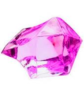 Кристаллы-каунтеры, 10 штук (пурпурный)  (Acrylic crystall counters, 10)