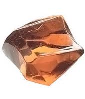 Кристаллы-каунтеры, 10 штук (коричневый)  (Acrylic crystall counters, 10)