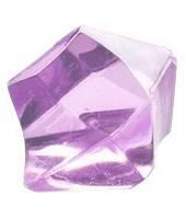 Кристаллы-каунтеры, 10 штук (фиолетовый)  (Acrylic crystall counters, 10)