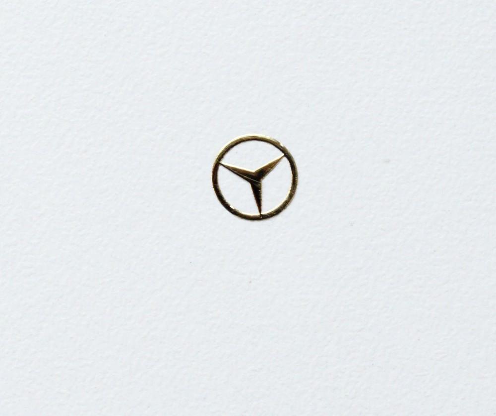 Металлические фигурки для дизайна ногтей 25 шт/уп
