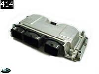 Электронный блок управления (ЭБУ) Peugeot 307 1.6 16V 00-05г NFU (TU5JP4), фото 1