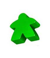Миплы (зелёный)  (Meeples)