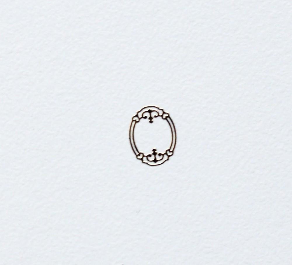 Металеві фігурки для дизайну нігтів 25 шт/уп