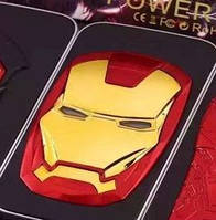 Power Bank Iron man 12000 mAh