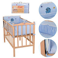 Защита для детской кроватки