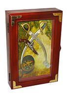 Ключница сабли 30x20x6.5 см