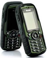 Mann ZUG 1 (Green) - настоящий мужской телефон