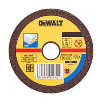 Круг отрезной по металлу INOX, 125х22,2х1,0мм, DeWALT DT3445-QZ