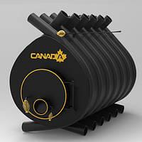 Печь буллерьян «Canada» Классик тип 04 (калориферная печь)