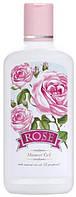 """Гель для душа """"Rose"""" с натуральным розовым маслом """"Болгарская роза - Карлово"""""""