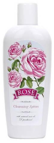 Очищающий лосьон для лица с маслом розы Болгарская Роза Rose 150 мл, фото 2