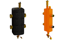 Гидравлические распределители (гидровыравниватели, гидрострелки)