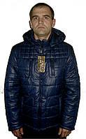 Куртка с капюшоном демисезонная