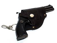 Револьвер-зажигалка в кобуре средний