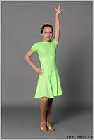 Платье рейтинговое (годе высокое с гипюром)