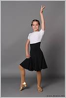 Платье рейтинговое (черно-белое годе)