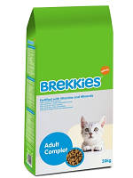 Brekkies Adult Complet (Брекиз Эдалт Комплит) корм для взрослых кошек 20 кг