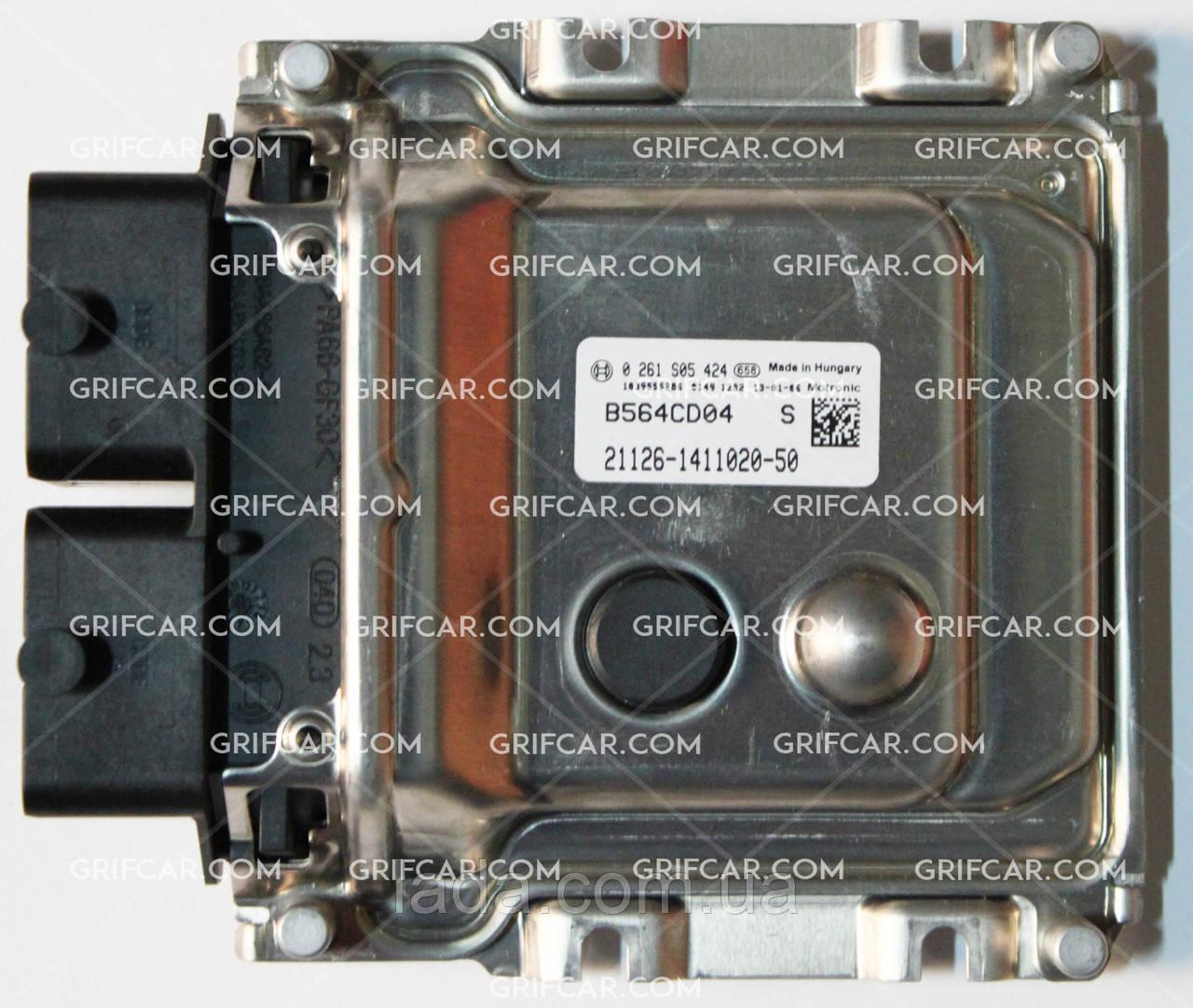 ЭБУ Bosch 21126-1411020-50