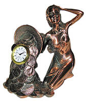 Часы фортуна16X16 см