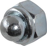 DIN 986 : нержавеющая гайка колпачковая с нейлоновым стопорным кольцом
