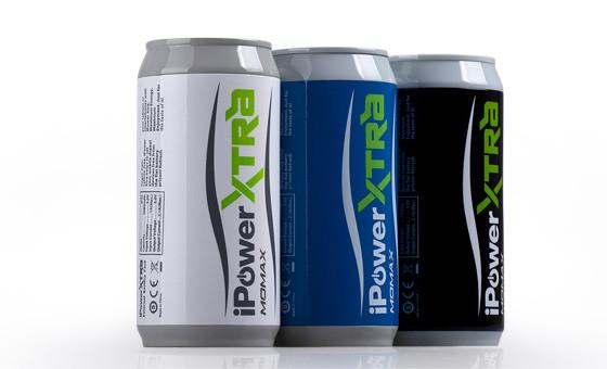 Внешний аккумулятор Momax iPower XTRA power bank 6600 mAh 2.1 A - АкТел в Харькове