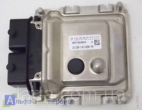 ЭБУ Bosch 21126-1411020-70