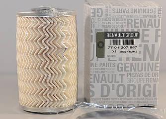 Топливный фильтр на Renault Trafic  2001->  1.9dCi + 2.0dCi + 2.5dCi  —  Renault (Оригинал) - 7701207667
