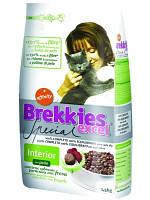 Brekkies Excel Interior (Брекиз Эксель Интериор) корм для взрослых кошек, не выходящих на улицу 20 кг