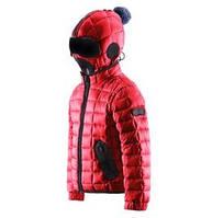 Эксклюзивная зимняя куртка с очками на мальчика. Ai Riders, Италия