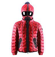 Эксклюзивная Зимняя Куртка Для Мальчика С Очками, Ai Riders, Италия. Такая Модель Мечта Каждого Мальчишки!
