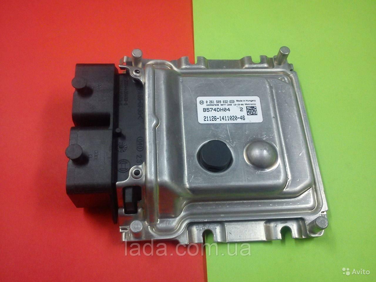 ЭБУ Bosch 21126-1411020-46