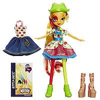 My Little Pony Equestria Girls Девочки Эквестрии Эпл Джек из серии Радужный рок Rainbow Rocks Applejack Doll