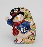Прикольный подсвечник Снеговик - купить лучшие подарки на новый 2014 год недорого