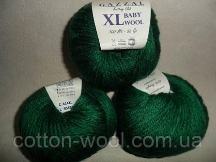 Gazzal Baby Wool XL 814 (Газзал Беби Вул XL)