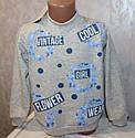 Модная,стильная кофта на девочку  Турция 128,134,140,146 см (микро начёс) , фото 3