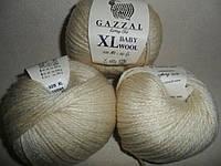 Gazzal Baby Wool XL (Газзал Беби Вул XL) 829
