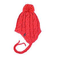 Зимняя детская шапка для девочки Nano 266 TC F16. Размер 2/3Х, 4/6Х и 7/12.