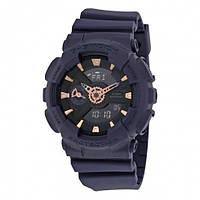 Часы Casio G-Shock Analog-Digital Blue Resin Ladies Watch CSGMAS110CM-2A