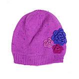 Зимняя шапка для девочки Nano 292 TC F16. Размер 12/24 мес, 2/3Х, 4/6Х и 7/12., фото 2
