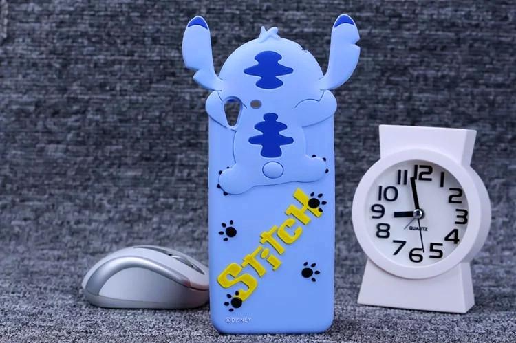 "SONY Z3 D6633 D6603 противоударный чехол бампер накладка 3D защита SOFT TPU для телефона ""ЛИЛО И СТИЧ STICH 1"""