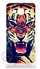 Чехол для Samsung Galax A7/A700 с картинкой мартовский кот, фото 2