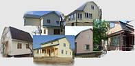 Реконструкция и ремонт дачных домиков
